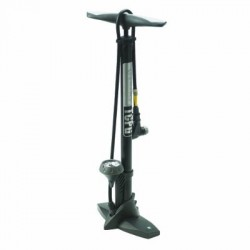 Bicycle Floor Pumps - Serfas TCPG Bicycle Air Pump