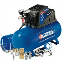 Air Compressors - Campbell Hausfeld Portable Air Compressor