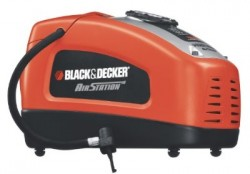 Electric Bicycle Pumps -Black Decker ASI300 Station Inflator