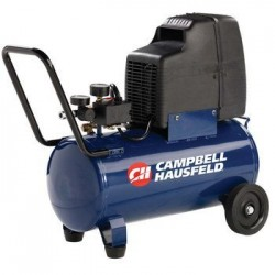 Air Compressors - Campbell Hausfeld 8 Gallon Home Air Compressor
