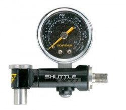 Air Pressure Gauges -Topeak Shuttle Pressure Gauge