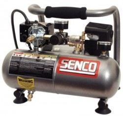 Air Compressors - Senco Horsepower Small Compressor