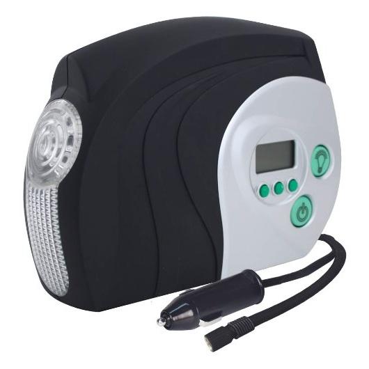 Amazon. Com: slime 40050 tire inflator (12-v with gauge and light.