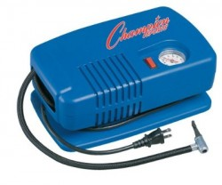 Electric Bicycle Pumps -Champion Sports Deluxe Electric Inflating